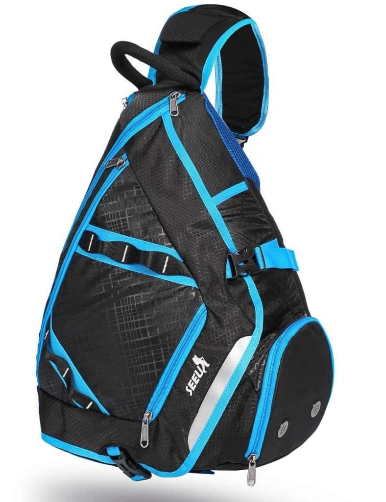 SEEU 32L Sling Gym Backpack