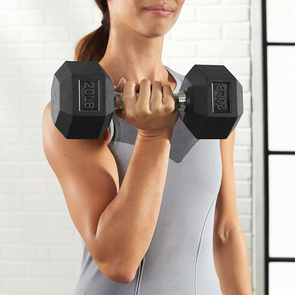 dumbbells for women