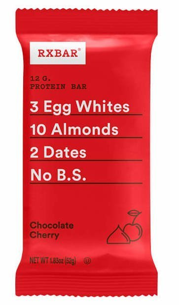 chocolate cherry rxbar flavor